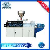 Máquina automática da tubulação do PVC do plástico do parafuso dobro da SZ e da extrusora do perfil