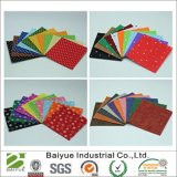 DIY Polyester Patterned Software Felt Fabric Sheets for Crafts