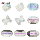 Alta qualidade descartável do tecido do bebê do fabricante do tecido do bebê