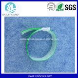 45-74mm unterschiedlicher SilikonWristband der Größen-RFID für Partei