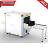 3038mm de Scanner van de Bagage van de Röntgenstraal van de Penetratie van het Staal voor Hotels SA6040