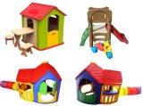 Kind-Partei des Plastikkind-Spiel-Raumes