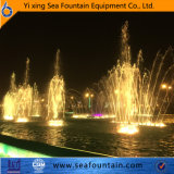 Proyecto de la fuente de la música de la Arabia Saudita del fabricante de Seafountain