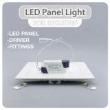 Licht des hohe Helligkeits-dünnes Quadrat-18W des Panel-LED