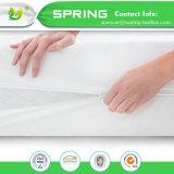 Hangzhou Textile et de polyester et coton taille double Housse de matelas anti-poussière enrobage de matelas d'acariens avec TPU