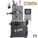 Bobinatrici C416 - diametri di Yfspring di collegare dei 4 servi 0.15 - 1.60 millimetri - macchina d'avvolgimento della molla di CNC