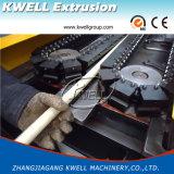 Pipe ondulée de PVC faisant la machine/machine ondulée à mur unique d'extrusion de pipe