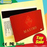 CYMKの印刷PVC Hico2750磁気ホテルの鍵カード