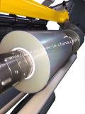 Plastikautomatische aufschlitzende Papierhochgeschwindigkeitsmaschine