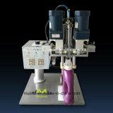 Ligne de production automatique de remplissage de liquide le plafonnement de la machine en nouvelle condition