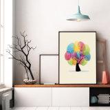 Peinture à l'huile de DIY, art de mur pour la décoration à la maison (Frameless), peinture Unframed