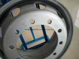 安い価格の車輪のトラックTraileのトラックの車輪の縁、トラックは自動車輪の縁を分ける