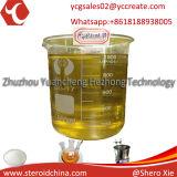찢음 커트 혼합 보디빌딩용 기구를 위한 노란 색깔을%s 가진 대략 완성되는 기름 액체 375mg/ml