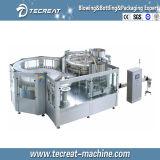 良質のミネラル飲料水びん詰めにする機械