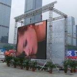 P5 que mueve la visualización de LED de interior del alquiler de la visualización de LED que hace publicidad de la visualización