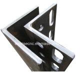 Travailleur de fer la perforation de la machine pour l'angle de la tour de l'angle de la Fabrication en acier