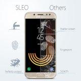 2.5D borran la versión europea del protector de la pantalla del vidrio Tempered de los accesorios del teléfono móvil para Samsung J5 2017 J530