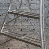 L'échelle en aluminium extrudé aluminium Fonction Profil de l'échelle de l'échelle de métal