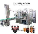 8-8-3 18-18-6 24-24-8 contiennent des gaz de remplissage de lavage de boissons gazeuses Capping Machine 3 En1