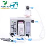 Ysav600PV医学ペットクリニックの病院の獣医の携帯用麻酔機械