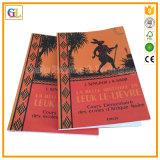 Servicio de impresión Softcover del libro de la alta calidad