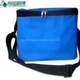 Polyester personnalisé promotionnel Six-Pack Bidons isothermes Sac de transport du refroidisseur des aliments surgelés