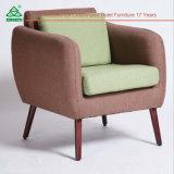 أريكة أثاث لازم محدّدة خشبيّة مادّيّة تصميم أريكة