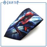 Яркий покрашенный галстук конструкции Silk с вашим собственным логосом
