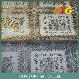Eco - 친절한 PVC 비닐 상보 플라스틱 레이스 상보 Rolls/PVC 테이블 덮개