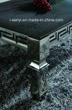 パテントのステンレス鋼のソファー表の側面表の端表のコンソールテーブルの居間の家具
