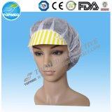 Protezione non tessuta, protezione dell'operaio nella linea di produzione, per cucinare