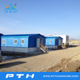 Pre-Built Container Mining Project Camp in Kazakhstan