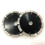Le découpage de diamant de point de repli de 5 '' /125mm scie la lame