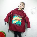 Magliette felpate calde di Hoodies di vendite delle nuove donne di modo