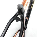 داخليّ [كبل رووتينغ] ألومنيوم [موونتين] درّاجة إطار مع علامة تجاريّة صلبة