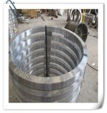 造られた鋼鉄リングAISI 1045年の造るリングの大口径