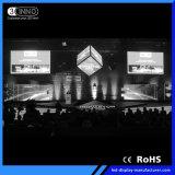 P mmhigh2.97luminosité écran vidéo à LED RVB Affichage LED