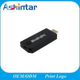 Ручка Miracast TV зеркала экрана Airplay Dongle F3 Ezcast M2 беспроволочная HDMI WiFi Miradisplay
