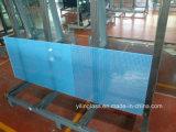 Tamanho grande de vidro ponto impresso de silk-screen