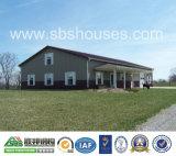 Stahlkonstruktion-Vieh-Bauernhof-Haus