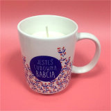 Soy Wax in Mug Cup Gift Candle