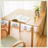 El estilo nórdico del pequeño hogar tabula el hotel que cena los muebles
