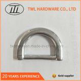 De nieuwe D-vormige ring van het Roestvrij staal van het Ontwerp voor Zak Twl s-011