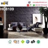 Disegno moderno stabilito del sofà del tessuto del nuovo della mobilia sofà moderno del salone (HC8109)