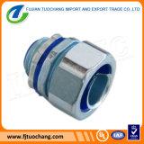 Connettore rigido dello zinco per i tubi flessibili di plastica