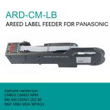 Areed el alimentador de la escritura de la etiqueta de SMT para la máquina de Panasonic Mounter