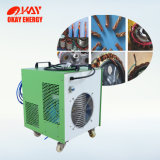 Transformador de alumínio da conexão que solda o gerador Oxyhydrogen do gás de água