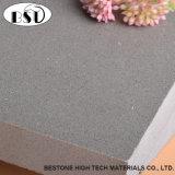 薄い灰色の輝きの水晶平板のカウンタートップAlibaba中国
