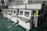Doppia macchina SA6550D (HI-TEC SICURI) di scansione di controllo del bagaglio dei raggi X dei generatori di raggi X