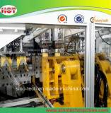 Frasco de Óleo de HDPE 12L Jerrycan Plástico Estação Dupla Sopradora